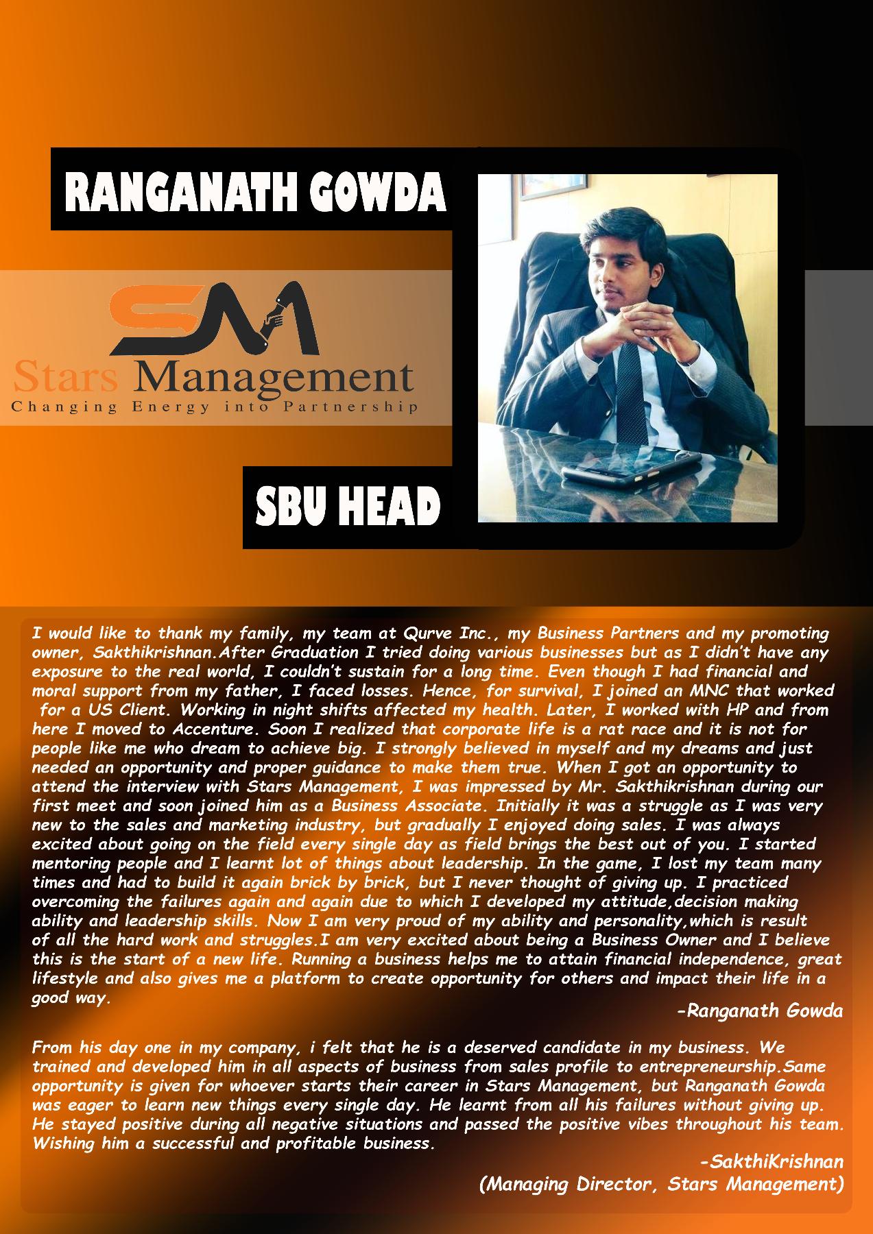 Ranganath Gowda
